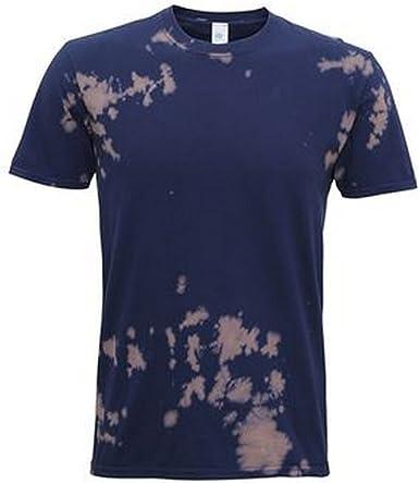 Colortone - Camiseta con diseño desteñido Unisex