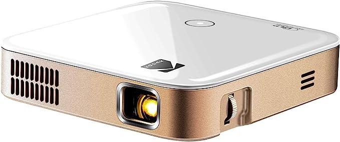 764 opinioni per KODAK Luma 350 Proiettore Smart Mobile Potente videoproiettore Ultra HD