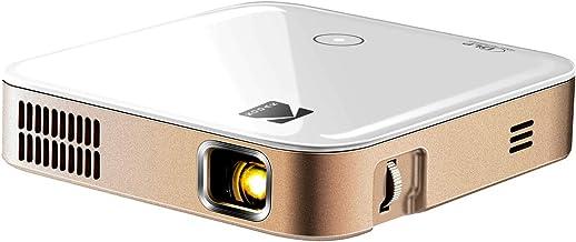 KODAK Luma 350 Portable Smart Projector w/Luma App | Ultra HD Rechargeable Video Projector w/Onboard Android 6.0, Streamin...