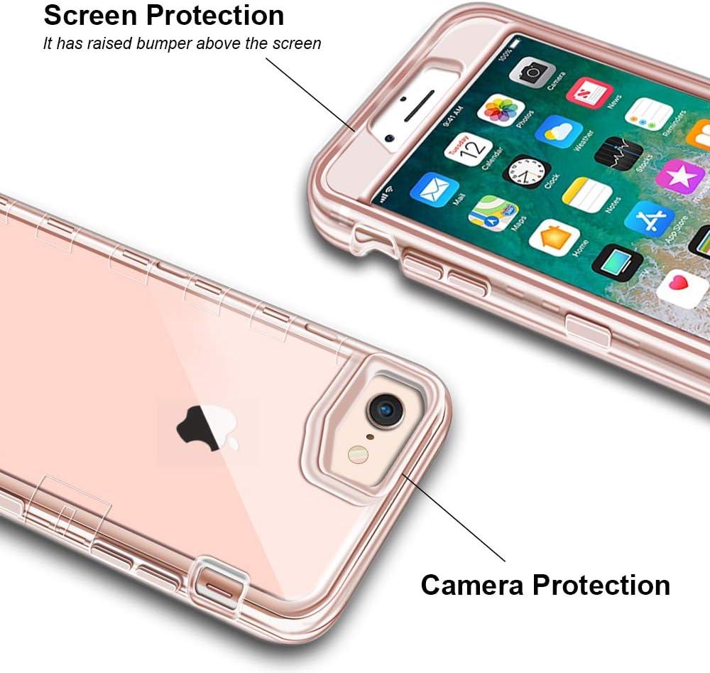 Anuck Case for iPhone SE 2020 Case, iPhone 8 Case, iPhone 7 Case 4.7