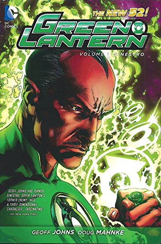 Green Lantern Vol. 1: Sinestro (The New 52)