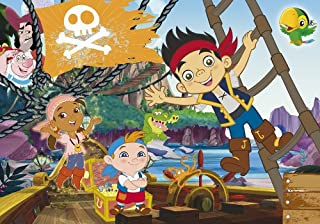 Clementoni 23640.4 - Maxi Puzzle, Jake and The Neverland Pirates, 104 Pieces