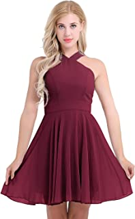 short burgundy prom dresses