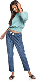 Slow Swell - Jean Relaxed Fit pour Femme - Jean Re