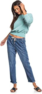 Womens Slow Swell Elasticized Relaxed Fit Jeans Erjdp03229