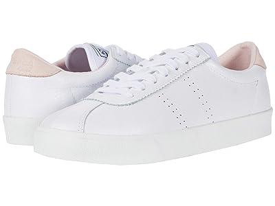 Superga 2843 Comfleau (White/Pink) Women