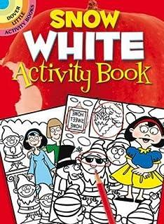 Snow White Activity Book