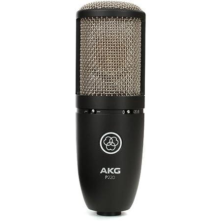 AKG P220 Project Studio Line コンデンサーマイクロフォン