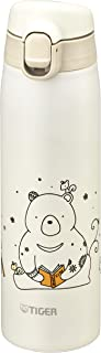 TIGER 虎牌 保温瓶 直饮水瓶 MCT系列 熊 500ml MCT-A050W