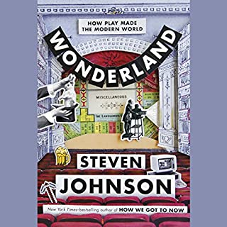 Wonderland cover art