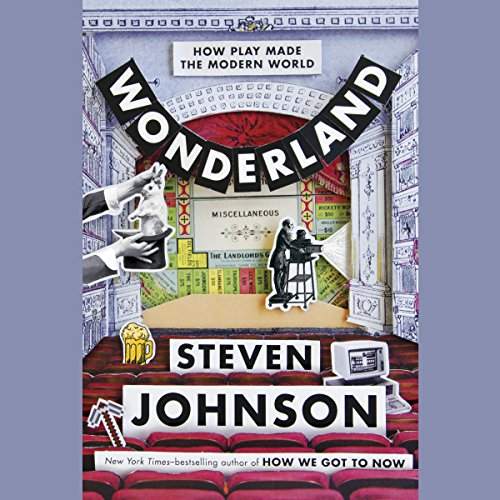Couverture de Wonderland