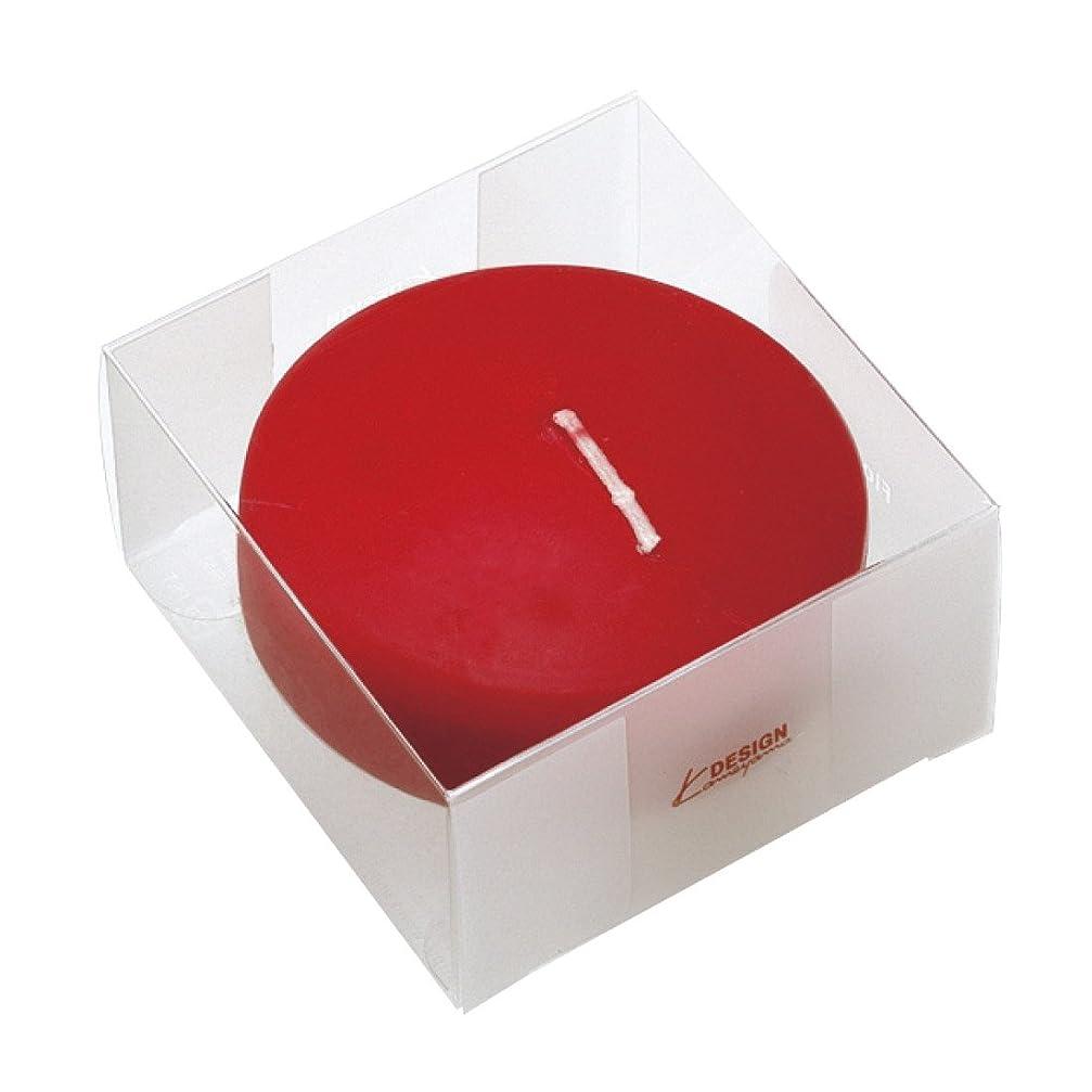 ワークショップ独特の盆プール80(箱入り) 「 ダークレッド 」