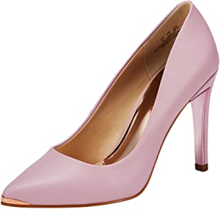 Women's Closed Pointed Toe Pumps Stiletto High Heels Office Lady Wedding Party Dress Heeded Shoes