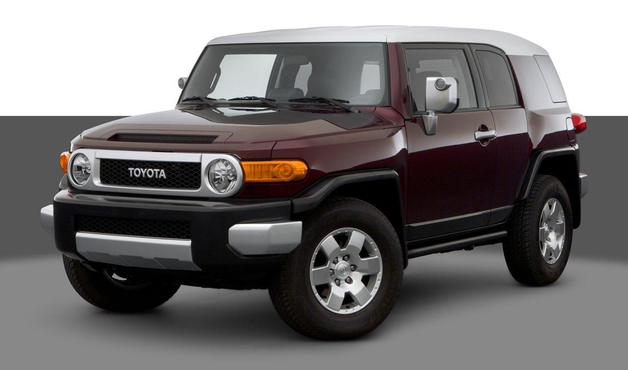 Amazon Com 2007 Toyota Fj Cruiser Reviews Images And