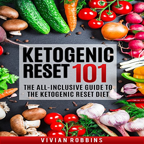 Ketogenic Reset 101 audiobook cover art