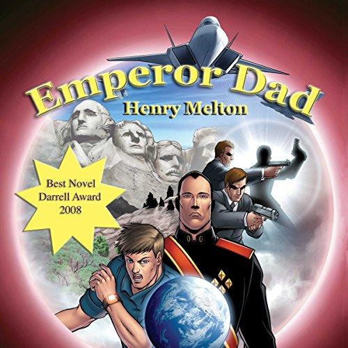 Emperor Dad audiobook cover art