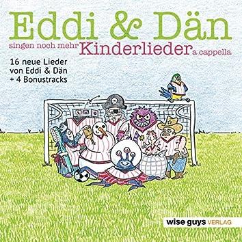 Eddi & Dän singen noch mehr Kinderlieder a cappella, Vol. 3