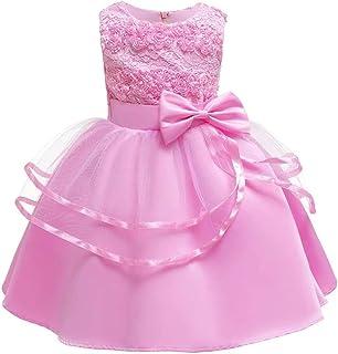 Tsyllyp Girls Halloween Christmas Themes Dresses Costume Kids Print Party Dress