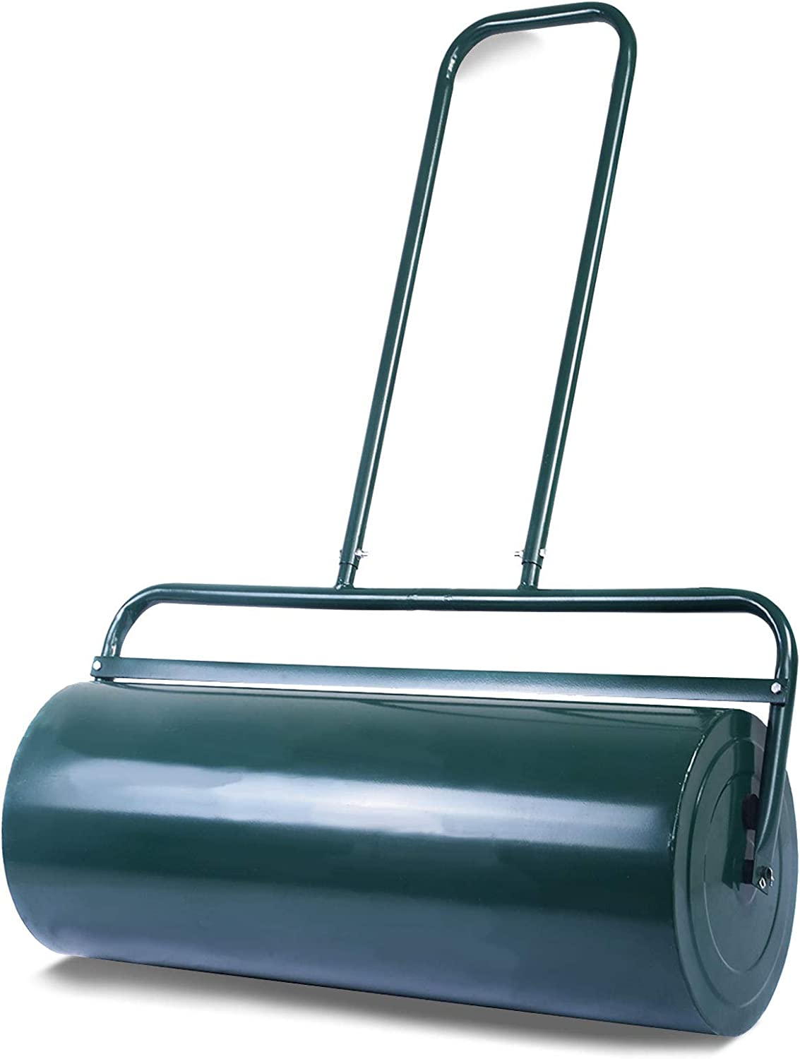 S shop AFSTAR Lawn Roller Popular brand in the world Push Tow H Sod with Behind U Shaped