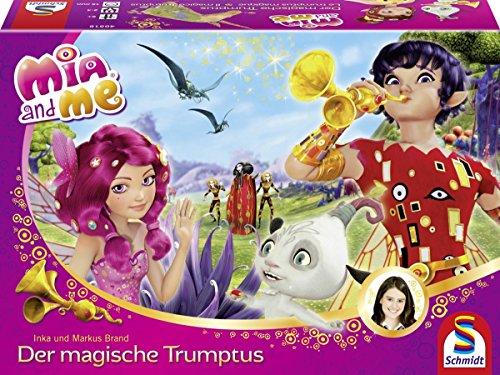 Schmidt Spiele 40518 – Mia and Me, Der magische Trumptus