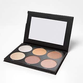 BH Cosmetics Bh cosmetics spotlight highlight - 6 color palette