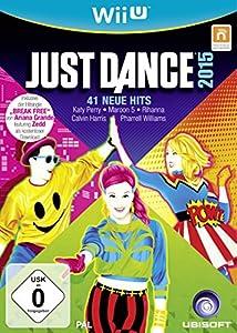 Ubisoft Just Dance 2015 - Juego (Wii U, Dance, E (para todos))