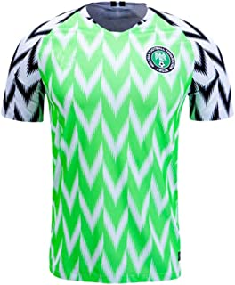 Mens Nigeria Jersey Adult Soccer Russia National World Cup