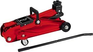 comprar comparacion Einhell 2011779 Gato C/Ruedas CC-TJ 2000 Carga Máxima 2000 kg, Rojo