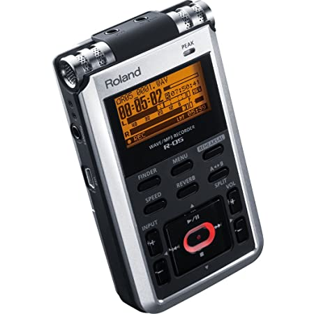 Roland ローランド WAVE/MP3ポータブルレコーダー R-05