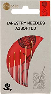 Tulip(チューリップ) 毛糸とじ針 アソートセット (細番手)