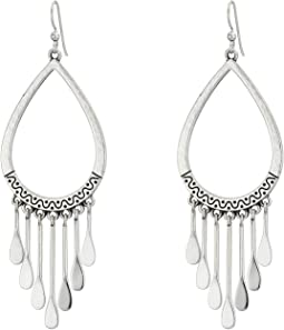 Marrakesh Oasis French Wire Earrings
