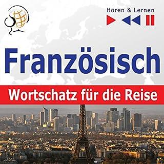 Französisch Wortschatz für die Reise - 1000 wichtige Wörter und Wendungen Titelbild