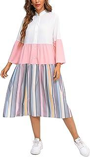 FridayIn women Casual Fashion Maxi Dresses