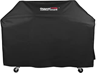 Royal Gourmet BBQ Grill Cover with Heavy Duty Waterproof Polyester Oxford, Large 59-Inch for Weber, Char Broil, Brinkmann