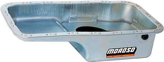 Moroso 20911 Stock Configuration Oil Pan for Honda 1.8L Engines
