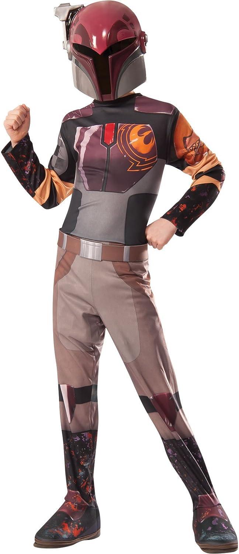 Outlet Long-awaited SALE Rubie's Star Wars Rebels Sabine Costume