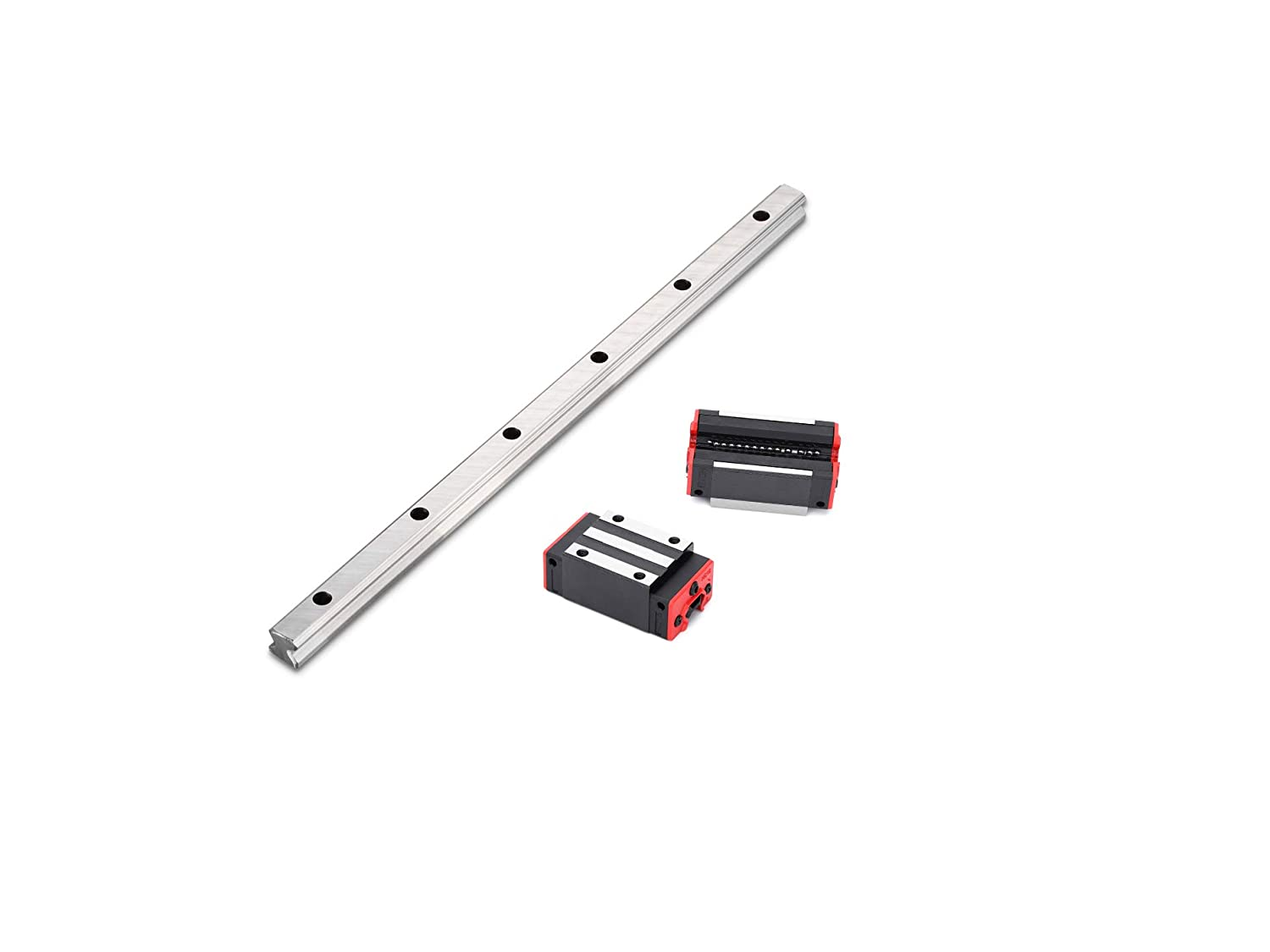 Surprecision Linear Motion Rail with Sliders HSR35 980mm CR