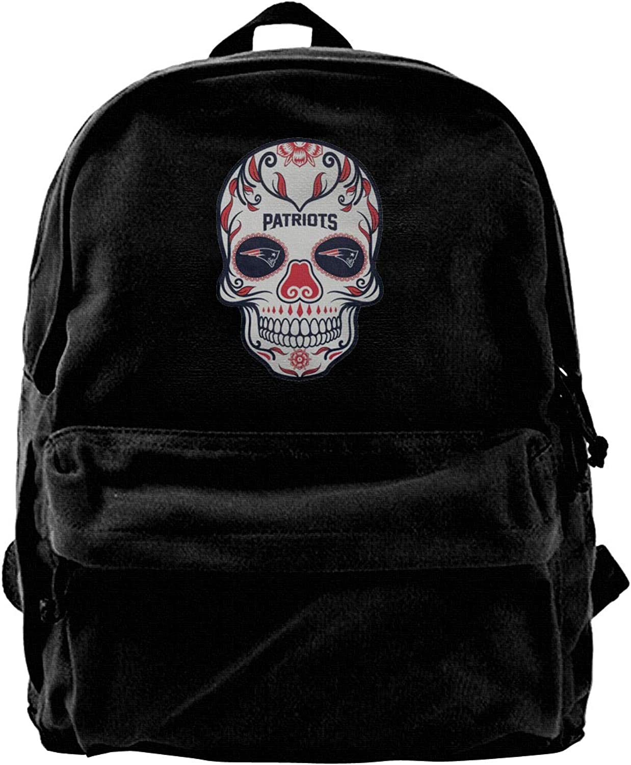 672501f04d0c Backpack New-England-Patriots 14 Inch Laptop Casual School College ...