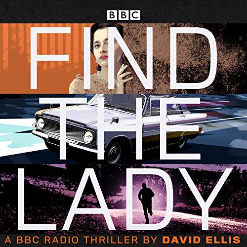 Find the Lady audiobook cover art