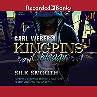Carl Weber's Kingpins: Chicago cover art