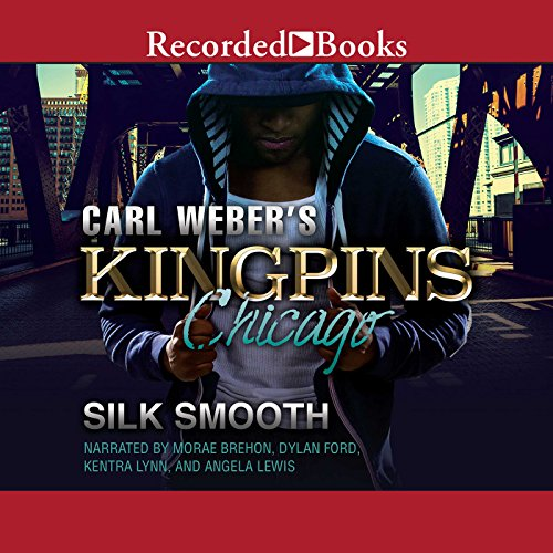 Carl Weber's Kingpins: Chicago audiobook cover art