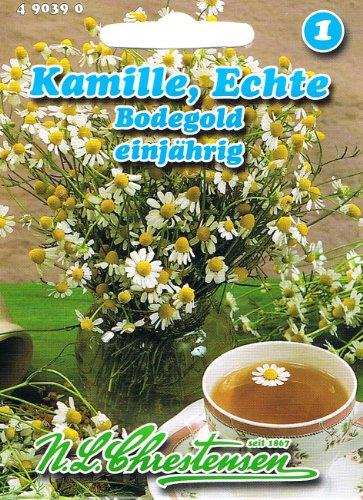 Kamille, Bodegold - (Portion)