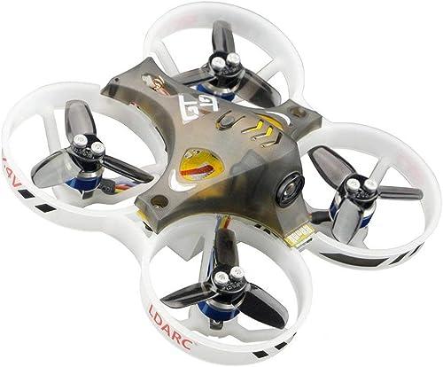 Kongqiabona LDARC Tiny GT7 75mm 2S FPV Mini Brushless Racing Drohne Quadcopter-Flugzeuge mit Betaflight F3 800TVL-Kamera 25mW VTX PNP