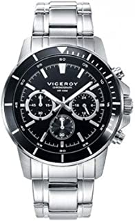 Watch Viceroy 401041-57 Steel Chronograph Black Man