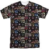 Kiss- Album Covers T-Shirt Size M
