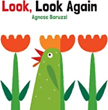 Look, Look Again (Board Book)