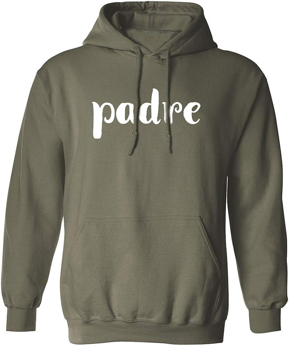 padre Adult Hooded Sweatshirt