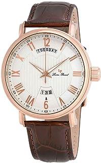 Maestro Silver Dial Men's Watch 40054-RG-02S-BRW