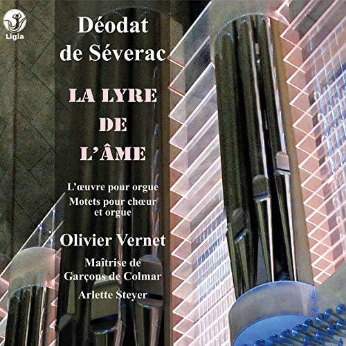 Olivier Vernet, Maîtrise de Garçons de Colmar & Arlette Steyer