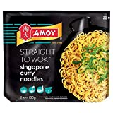 Amoy Straight To Wok Singapur Fideos 2 x 150 g